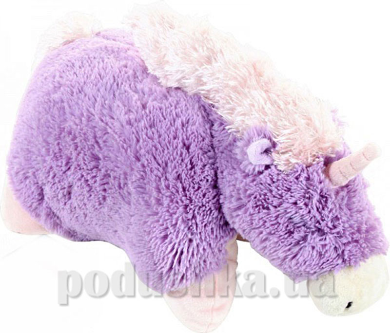 Декоративная подушка Волшебный единорог Pillow Pets