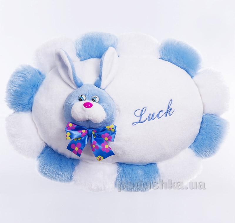 Декоративная подушка зайчик Luck Копица 00235-91