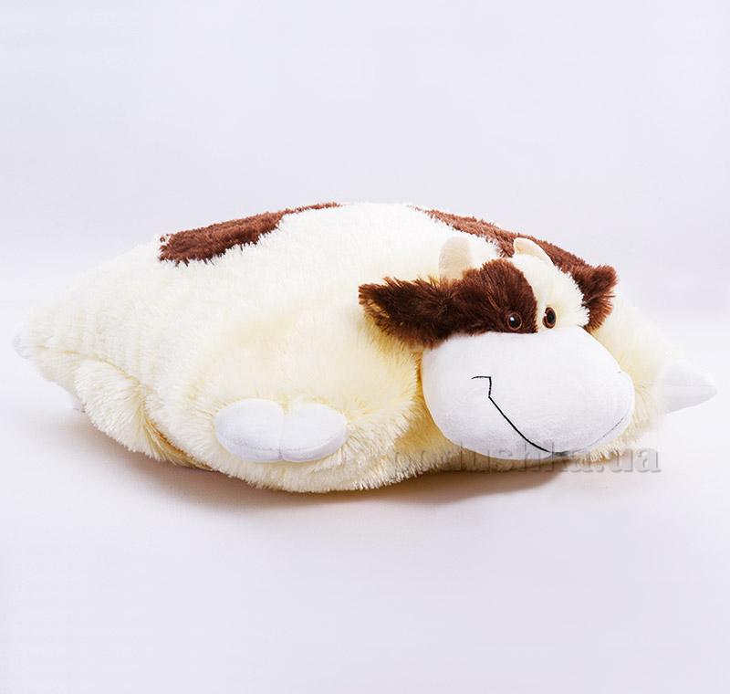 Декоративная подушка-игрушка Коровка Копица 00235-2