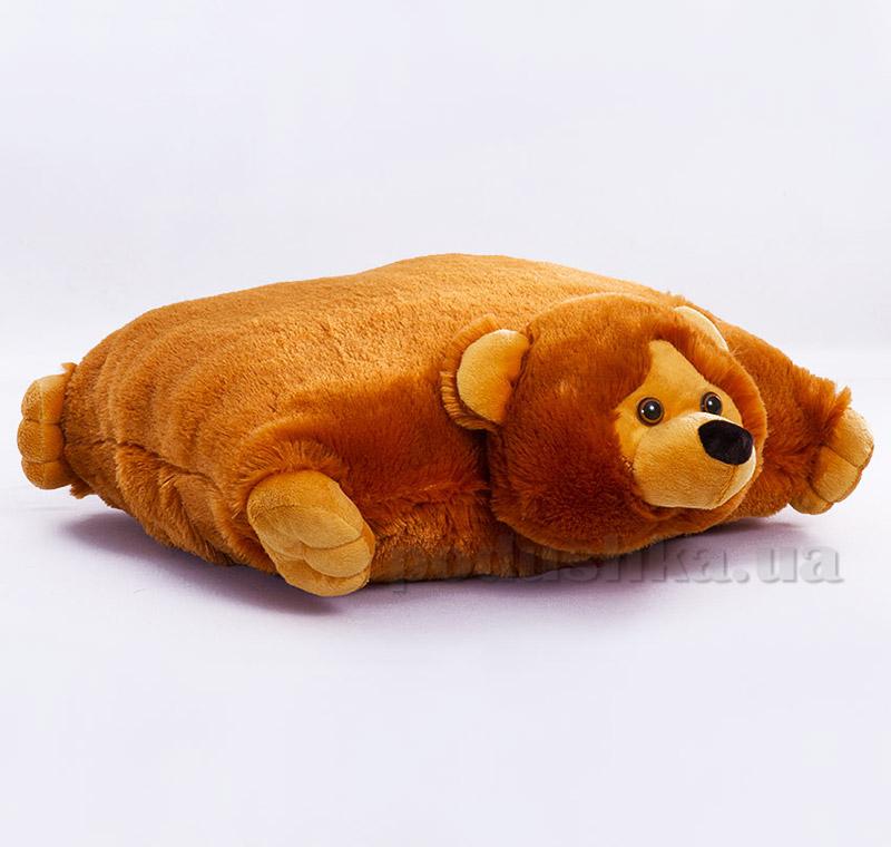 Декоративная подушка-игрушка Мишка Копица 00235-888