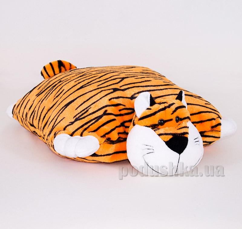 Декоративная подушка-игрушка Тигр Копица 00235-26