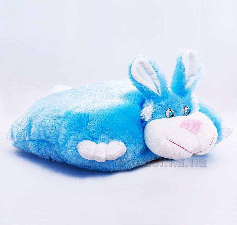 Декоративная подушка-игрушка Зайчик Копица 00235-10
