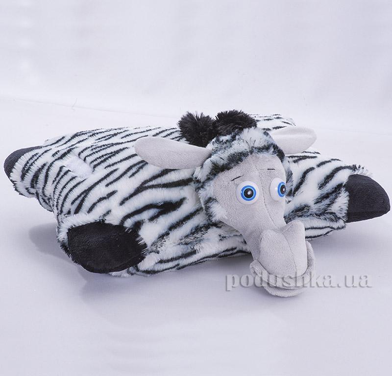 Декоративная подушка-игрушка Зебра Копица 00295-84