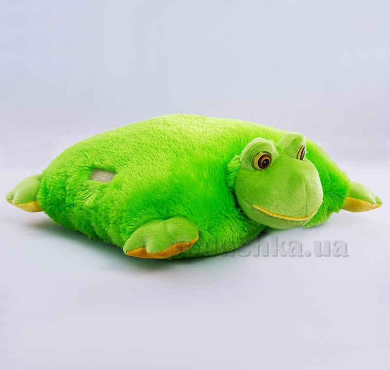 Декоративная подушка-игрушка Жабка Копица 00235-22