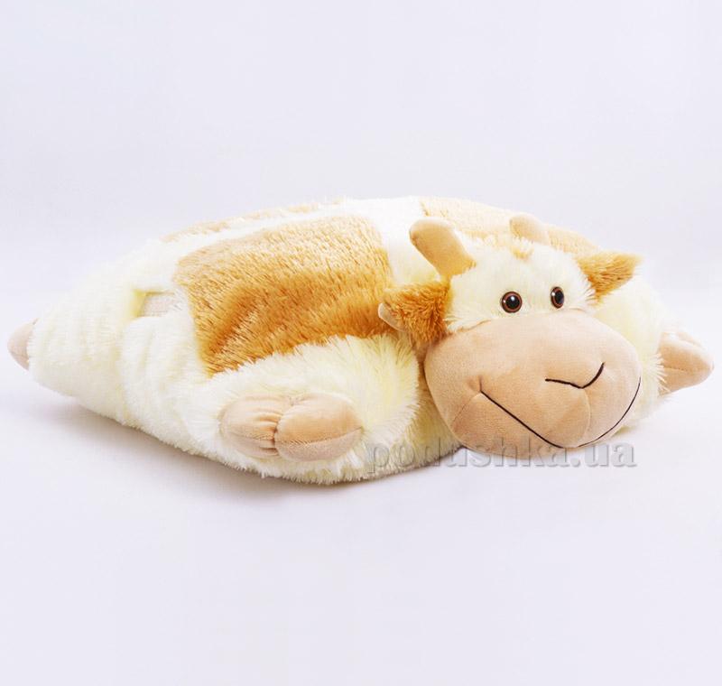 Декоративная подушка-игрушка Жираф Копица 00235-11