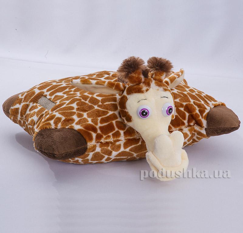 Декоративная подушка-игрушка Жираф Копица 00295-85