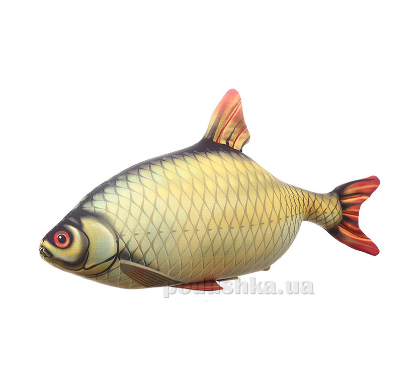 Декоративная подушка-рыба Hanibaba Красноперка