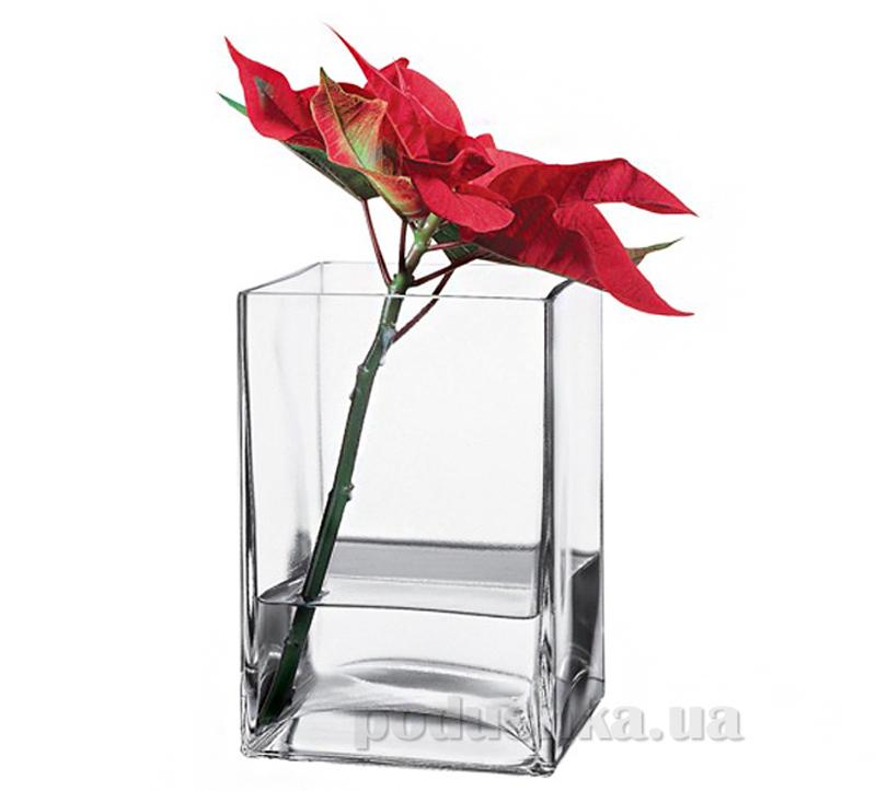 Декоративная ваза средний куб Flora Pasabahce 80131