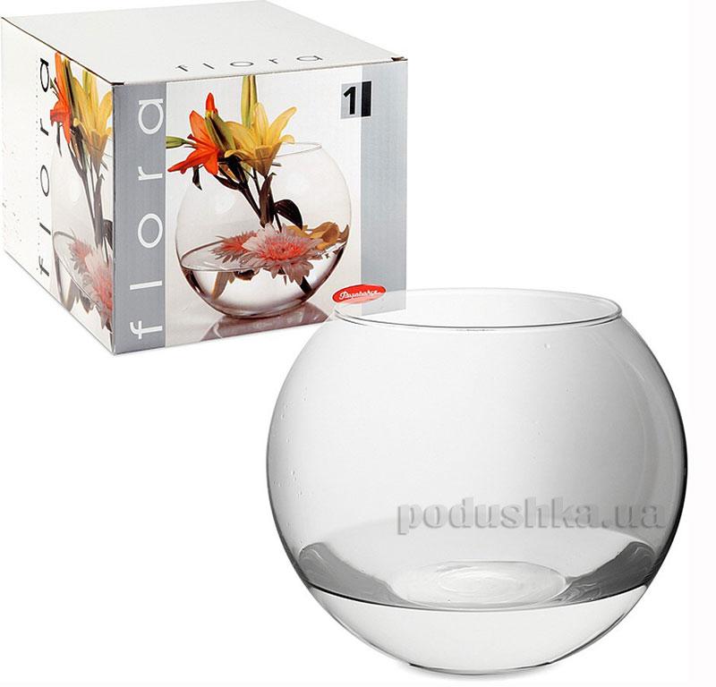 Декоративная ваза-аквариум Flora Pasabahce 45068