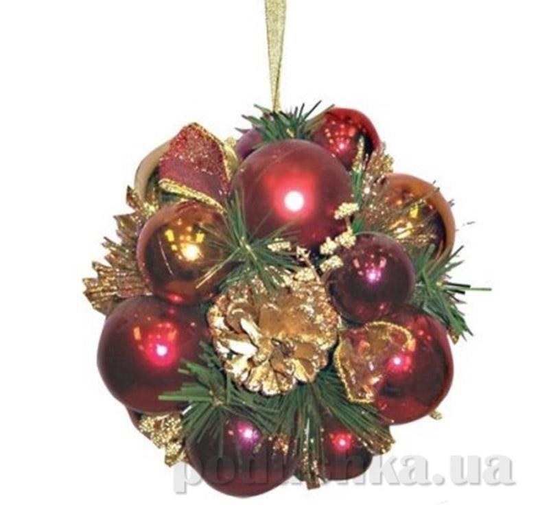 Декоративный шар Новогодько 800602