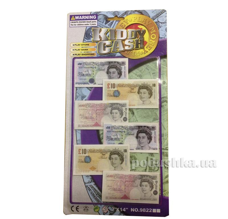 Деньги для настольных экономических игр Kiddy Cash Jambo 06009822