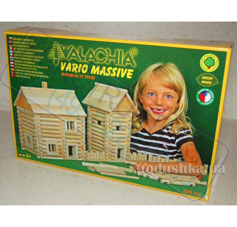 Деревянный конструктор Walachia MASSIVE 25