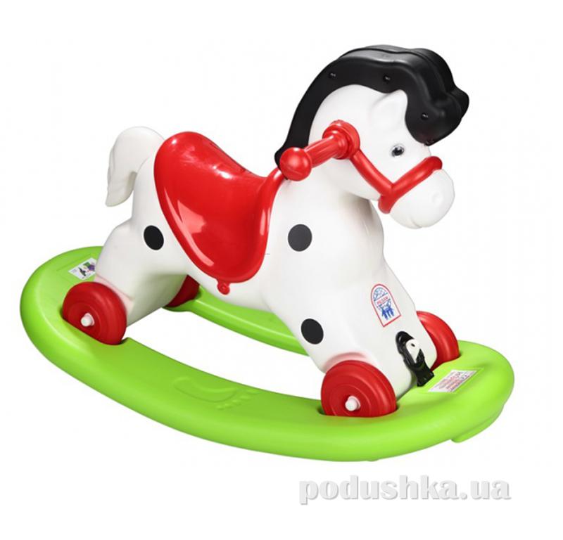 Детская каталка - качалка Лошадка Pilsan 07-520