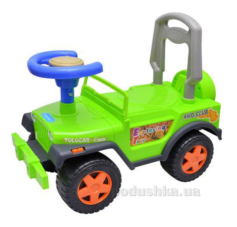 Детская каталка Bambi LBL 608-MY Green M0529-1
