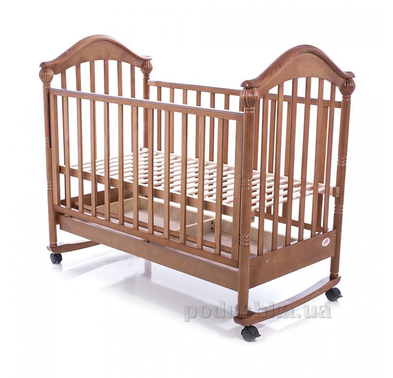 Детская кроватка Babycare BC-419M Тик 15802