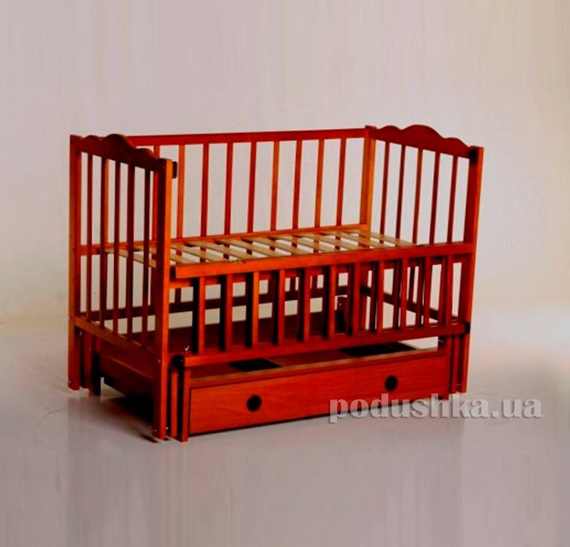Детская кроватка Pulsante-1 9735