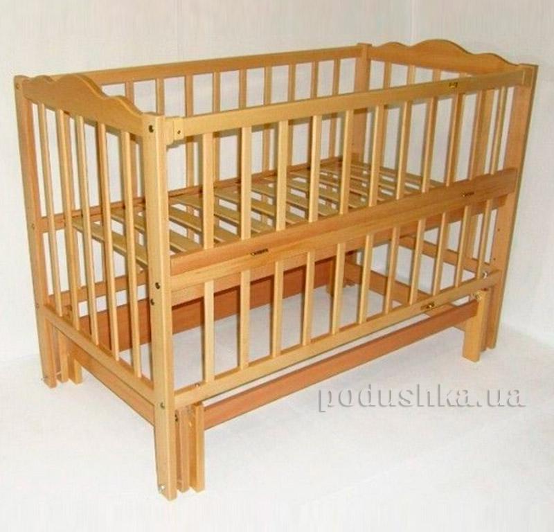 Детская кроватка Pulsante-2 9601