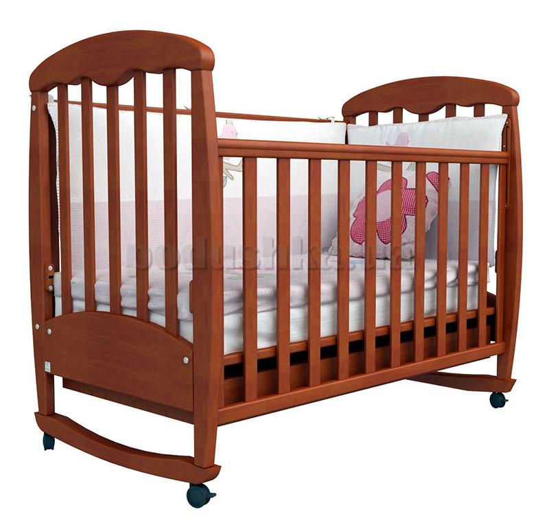 Детская кроватка Верес Соня ЛД1 ольха