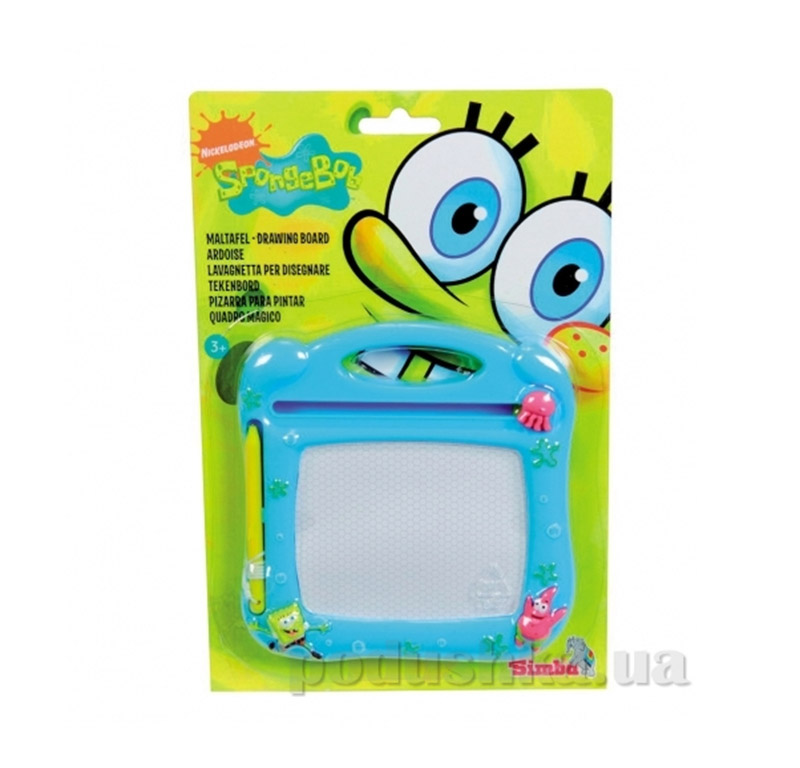 Детская панель для рисования Dickie Sponge Bob