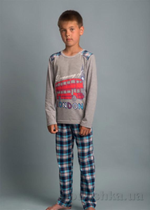 Детская пижама для мальчика Ellen BNP 001/003