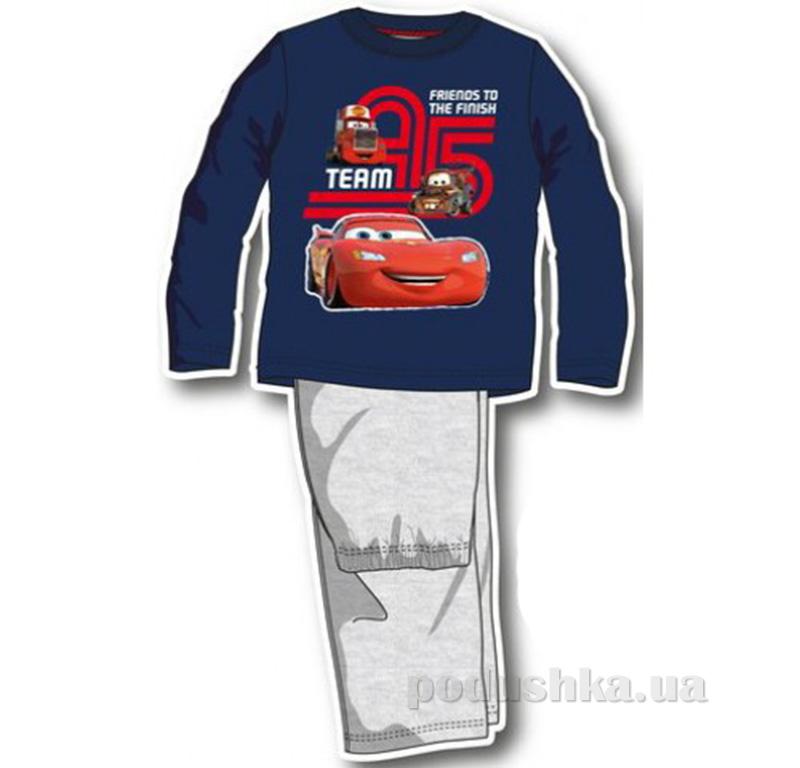 Детская пижама для мальчика Sun City Машинки NH2199blue