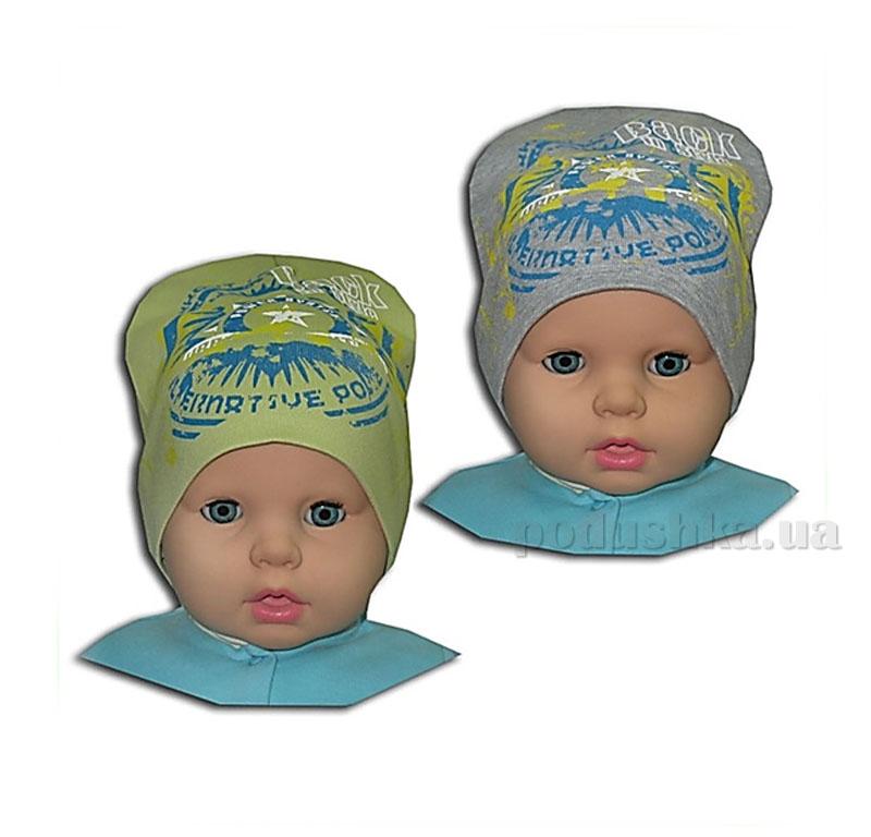 Детская шапка Оттиск Габби 00655