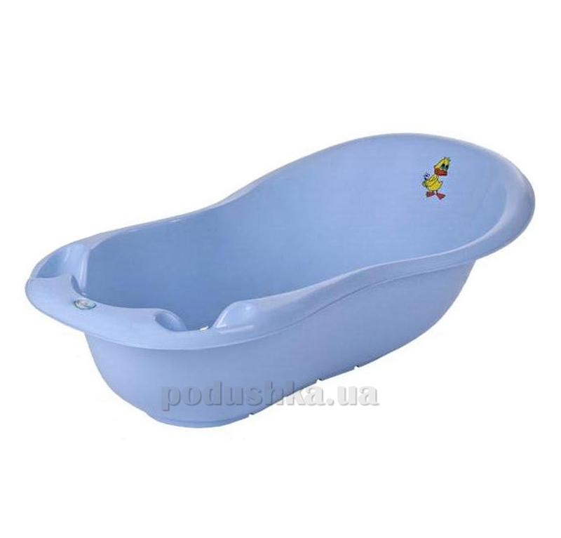 Детская ванна для купания+градусник Tega TG-059 TER102