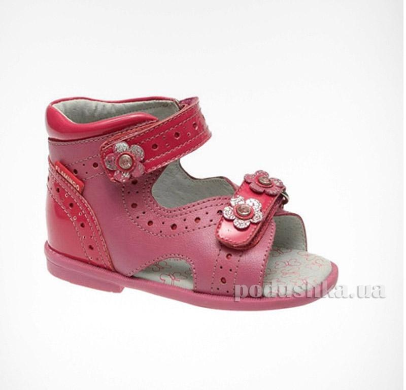 Детские босоножки Flamingo QS5712