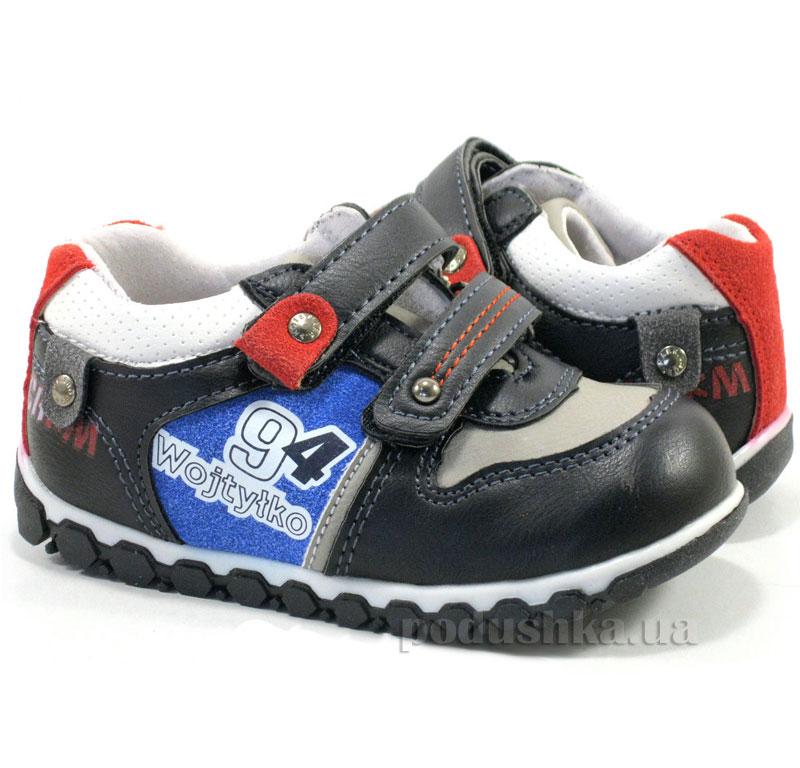 Детские ботинки Wojtylko 2T11154 черные
