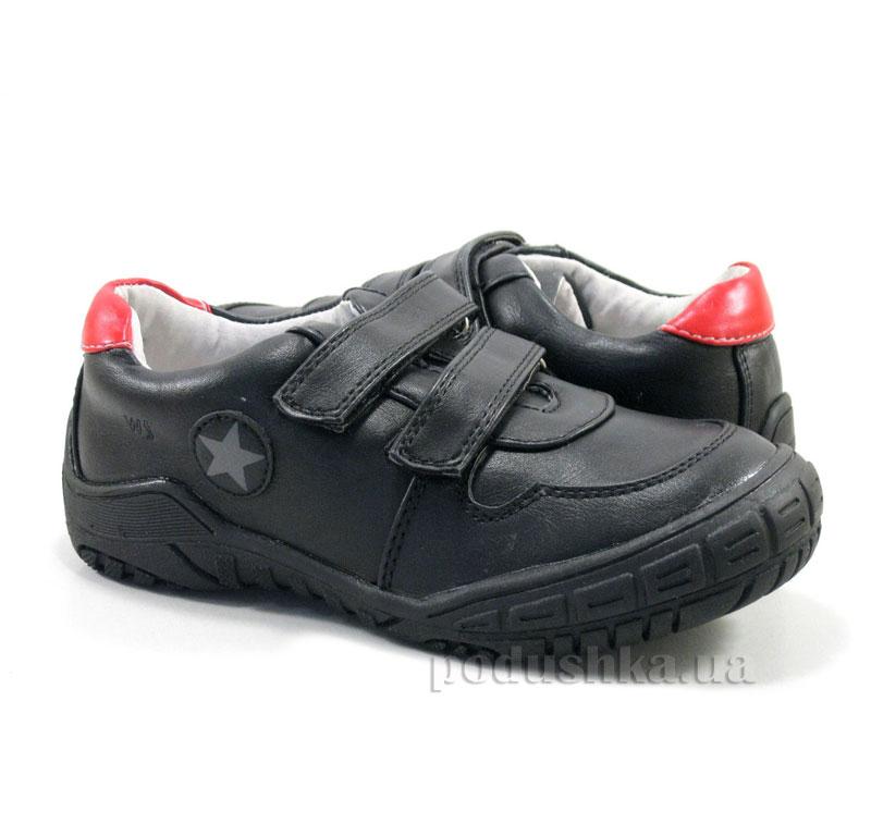Детские ботинки Wojtylko 3BA1753 черные
