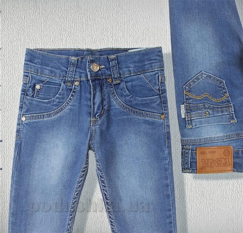 Детские джинсы Bembi ШР265 для девочки
