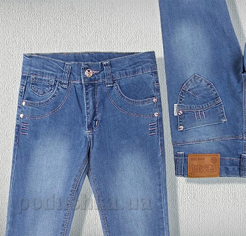 Детские джинсы Bembi ШР266 для девочки