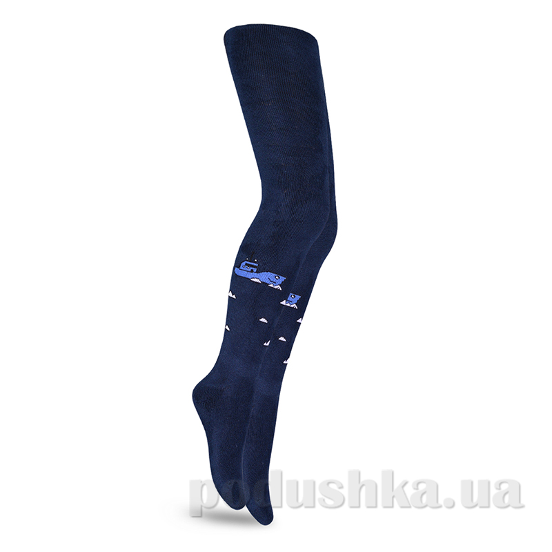Детские колготы Дюна 5В 446 темно-синие
