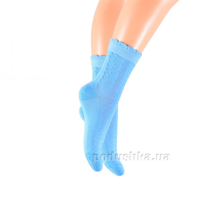Детские носки Дюна В457 голубые