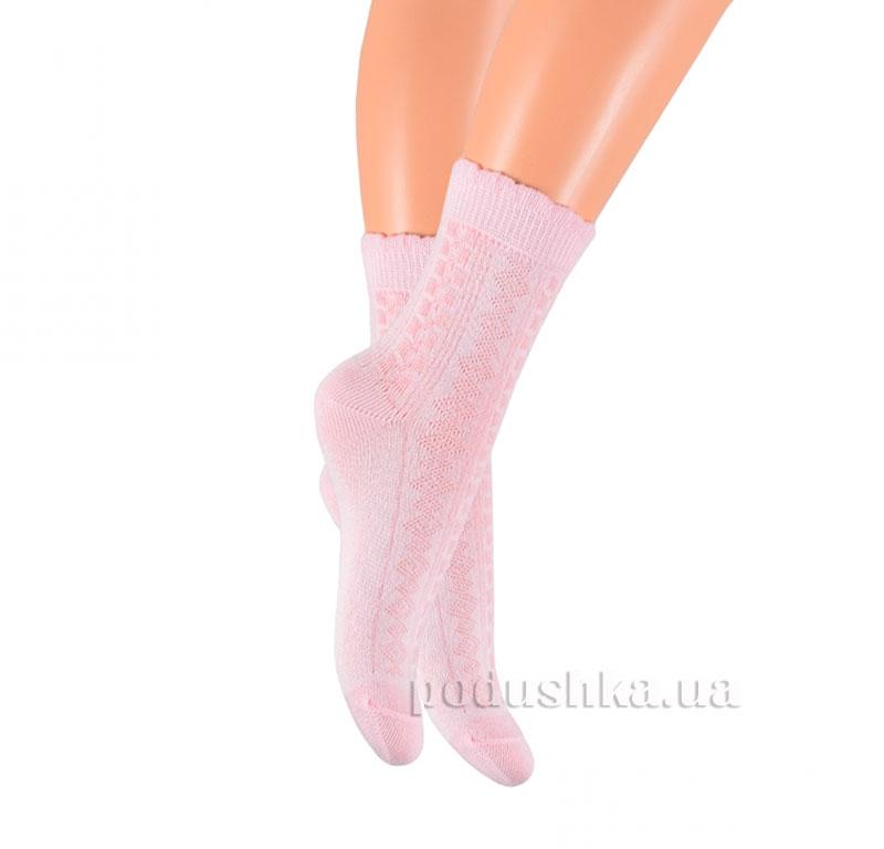 Детские носки Дюна В457 розовые