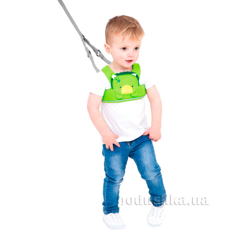 Детские вожжи Toddle Pak Dudley Trunki Дино
