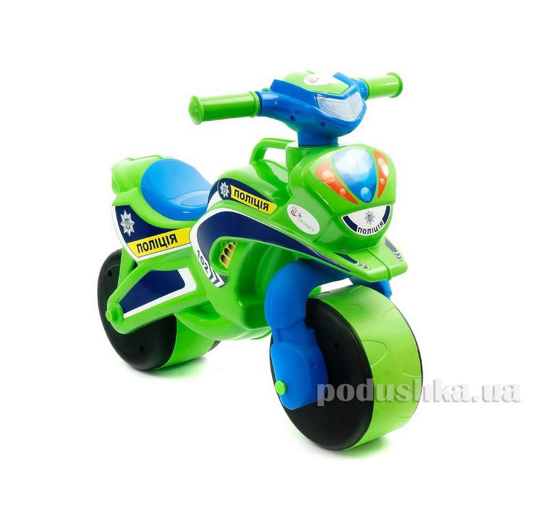 Детский Байк Полиция Flamingo-toys 0139/520