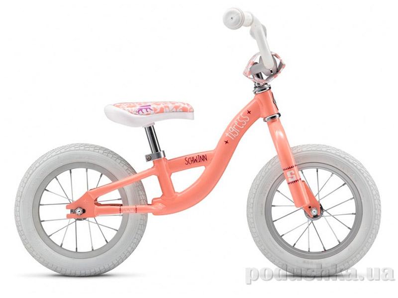 Детский беспедальный велосипед Schwinn Tigress Girl WNR AL 2013 pink SKD-12-10