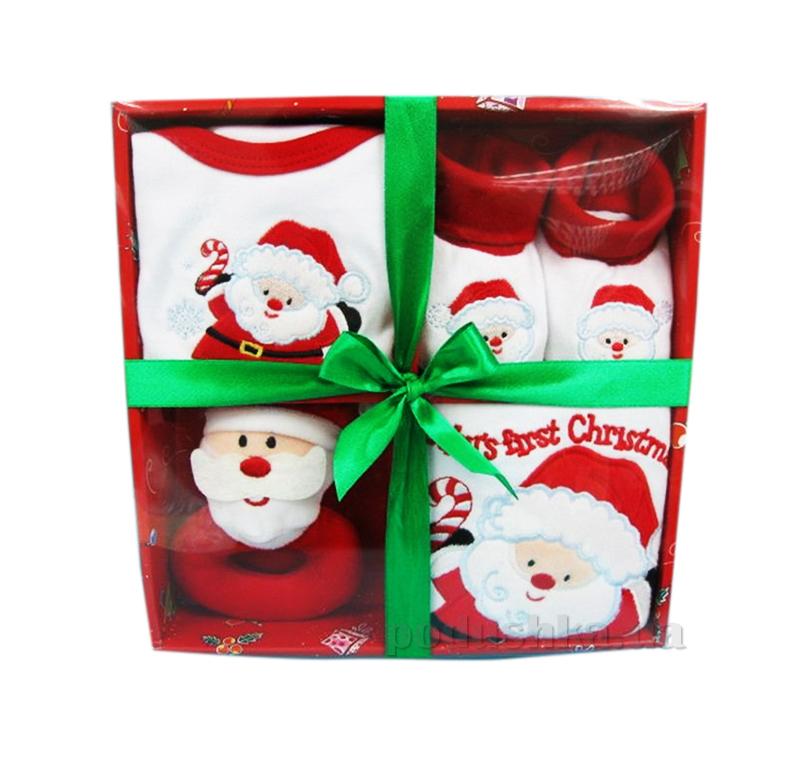 Детский большой набор для Нового года Дед Мороз AKT-K-2270/SET