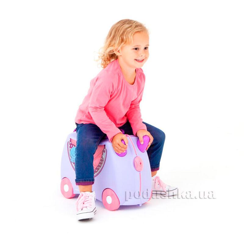 Детский дорожный чемоданчик Trunki Bluebell Pony