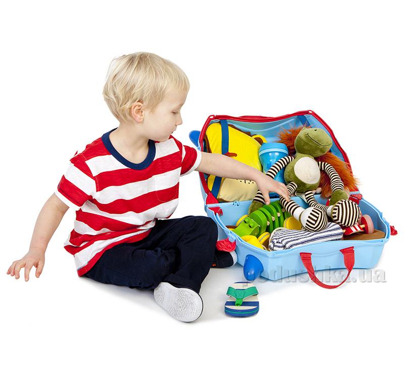 Детский дорожный чемоданчик Trunki George TRU-0166