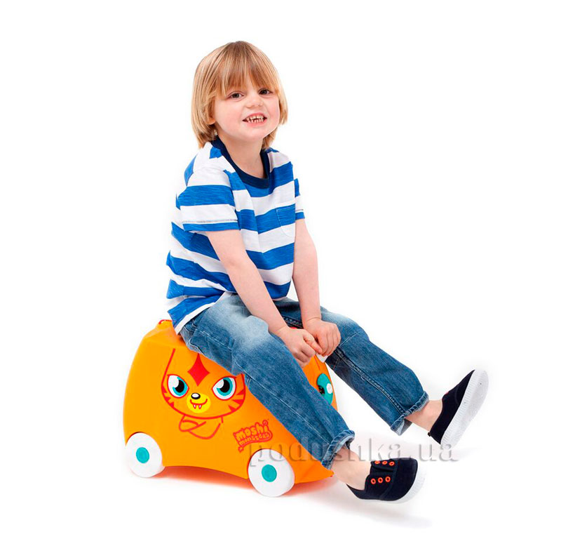 Детский дорожный чемоданчик Trunki Katsuma Moshi Monsters