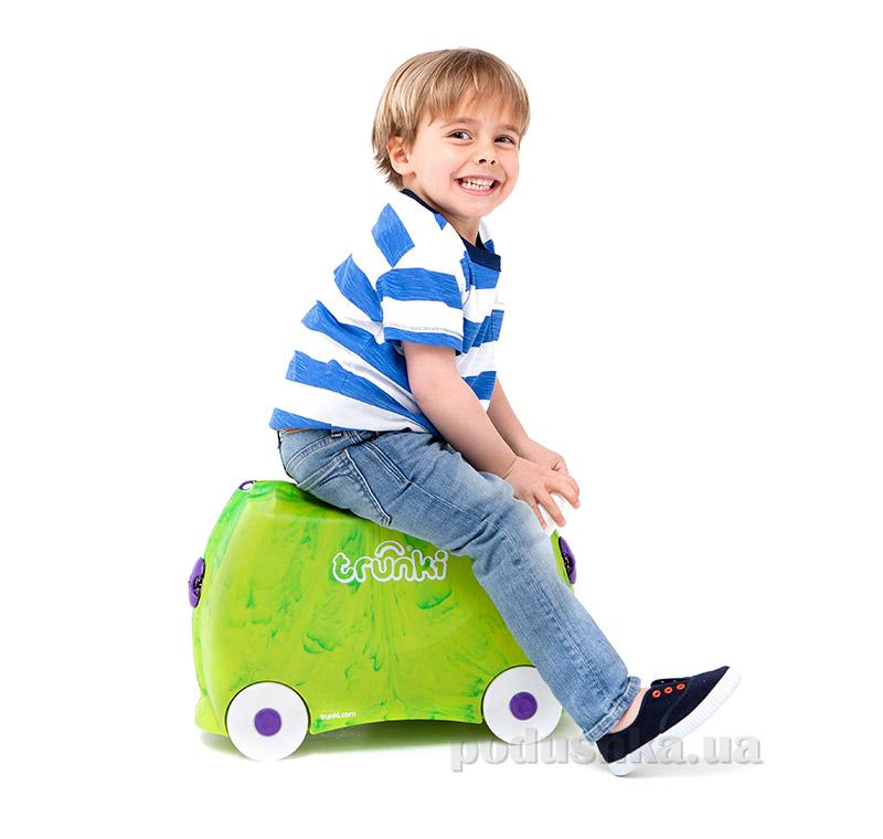 Детский дорожный чемоданчик Trunki Rex Dinosaur TRU-R066