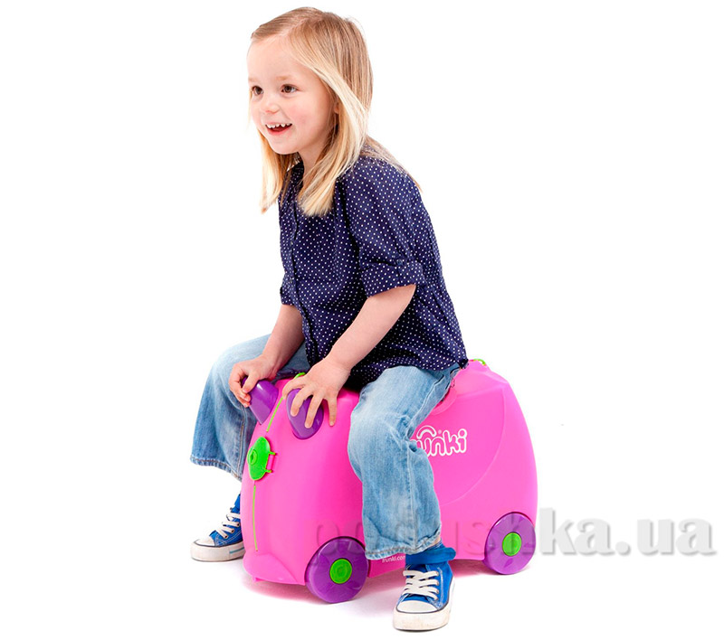 Детский дорожный чемоданчик Trunki Trixie TRU-P061