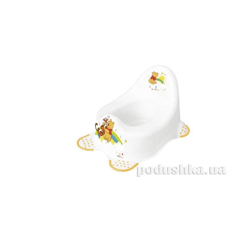 Детский горшок Winnie the Pooh & friends белый Prima-Baby 1844.91(AB)