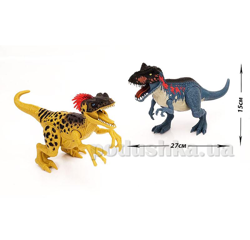 Детский игровой набор Долина динозавров Chap Mei 514036