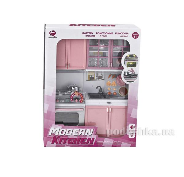 Детский игровой набор Кухня в розовом цвете  Qun Feng Toys  26214P
