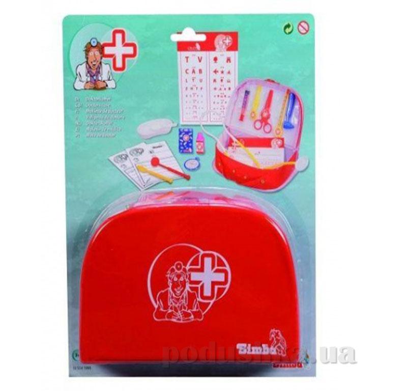 Детский игровой набор врача Simba 554 1990