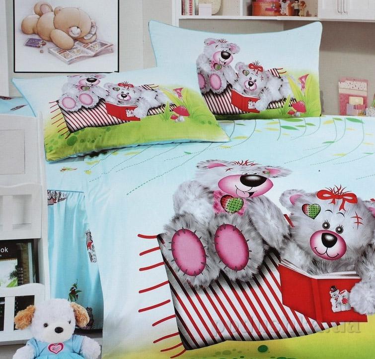 Детский комплект постельного белья Alltex 216