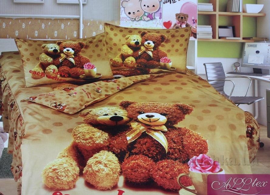 Детский комплект постельного белья Alltex 301